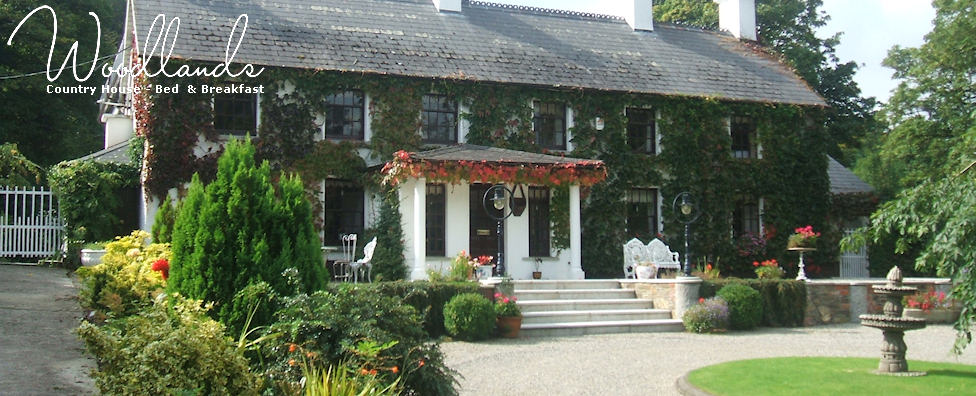 Gorey Ireland  city photo : Bed and Breakfast Gorey | B&B Gorey Wexford Woodlands Country House